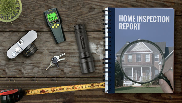 Get a thorough, ease-to-understand home inspection report from Ranney Properties